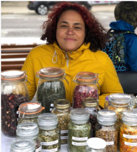 Picture of Amanda, a herb and plant specialist, from Haesya